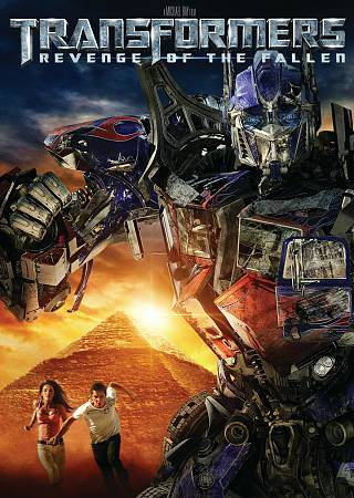 NEW Transformers: Revenge of the Fallen (DVD, 2009 Widescreen Promo Region 1)