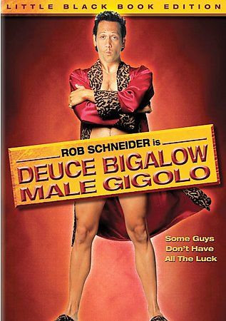 Deuce Bigalow: Male Gigolo (DVD) Rob Schneider, Eddie Griffin