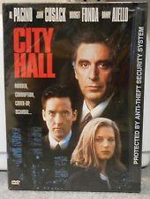 City Hall (DVD 1999) 1996 Al Pacino, John Cusack, Bridget Fonda, Danny Aiello