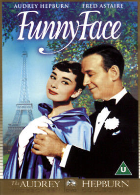 Funny Face (DVD 2001 WS Region 1) 1957 Audrey Hepburn/Fred Astaire Kay T
