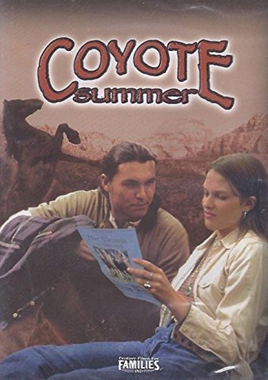 Coyote Summer Feature Films For Families (DVD 2003)  Vinessa Shaw Adam B
