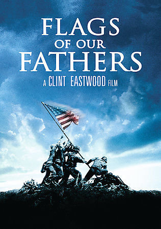 Flags of Our Fathers (DVD, 2007, Widescreen Region 1) Ryan Phillippe Clint Eastw