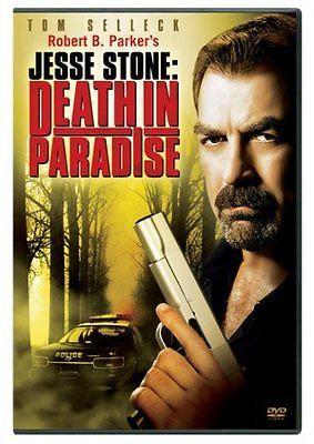 Jesse Stone: Death in Paradise DVD Movie Tom Selleck