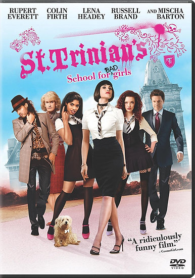 St. Trinians (DVD, 2010) Talulah Riley/Jodie Whittake