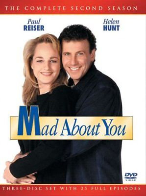 Mad About You – Complete Second Season 2 (DVD, 3 disc set))