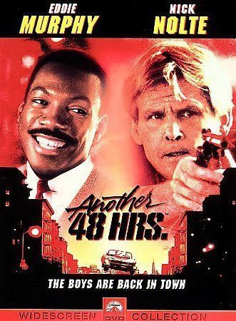Another 48 Hours 1998 (Widescreen Collection) Eddie Murphy, Nick Nolte (