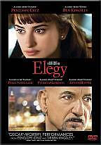 Elegy (DVD 2009) Penélope Cruz,Ben Kingsley,Peter Sarsgaard,Dennis Hoppe