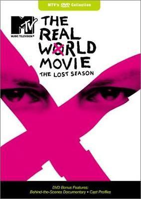 The Real World Movie - The Lost Season (DVD 2002) Bryan Kirkwood, Matth