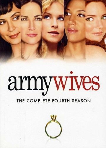 Army Wives: The Complete Fourth Season (DVD, 2010)