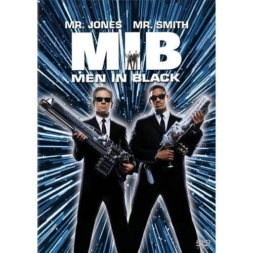 Men In Black (DVD 2008)