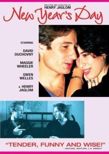 NEW YEAR'S DAY (DVD 2006-REGION 1)  MAGGIE WHEELER/DAVID DUCHOVNY/ HENRY JAGLOM