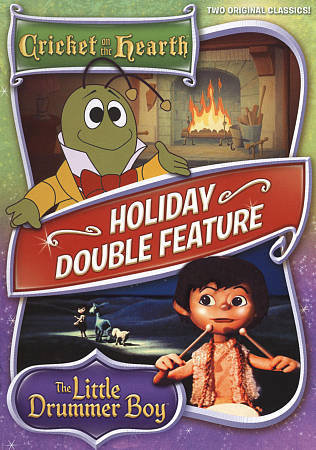 Cricket on the Hearth/The Little Drummer Boy (DVD 2007)
