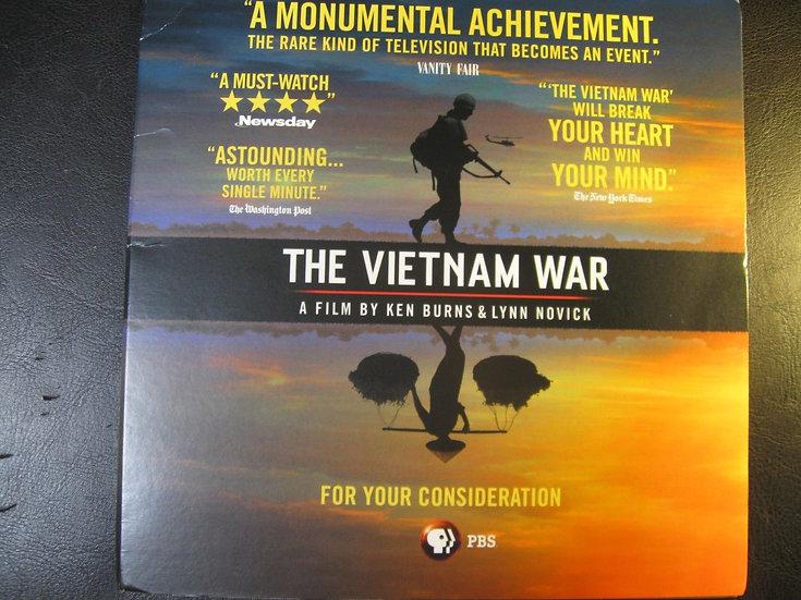 RARE FYC 2018 THE VIETNAM WAR-Ken Burns- Netflix