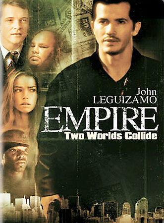 EMPIRE :Two Worlds Collide (DVD) John Leguizamo, Peter Sarsgaard