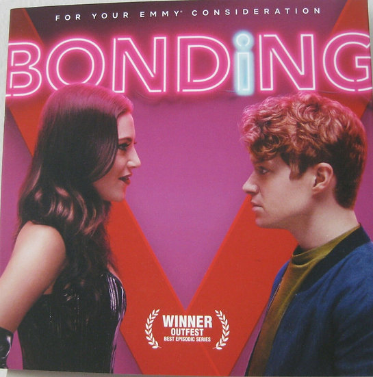 2 FYC 2019  BONDiNG and SPECIAL netflix EMMY For Your Consideration