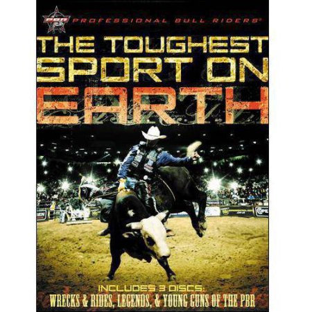 Professional Bull Riders: The Toughest Sport on Earth (DVD 2009)