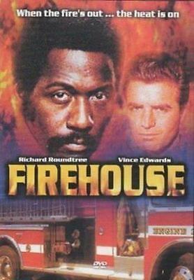 Firehouse - Richard Roundtree Vince Edwards