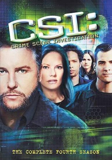 CSI: Miami - The Complete Second Season (DVD-7 Discs)  Oranger case In s