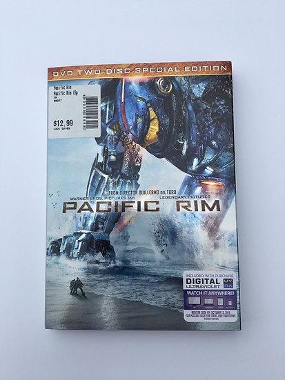 Pacific Rim (DVD, 2013, 2-Disc Special Edition Includes Digital Ultravi