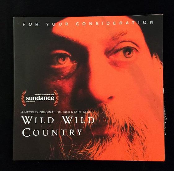 2 Netflix FYC  2018 Wild Wild Country/RAPTURE