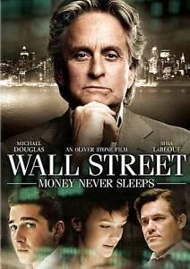Wall Street: Money Never Sleeps (DVD, 2010) Michael Douglas, Carey Mulli