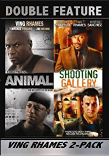 Animal / Shooting Gallery- Double Feature (DVD 2001)  Ving Rhames