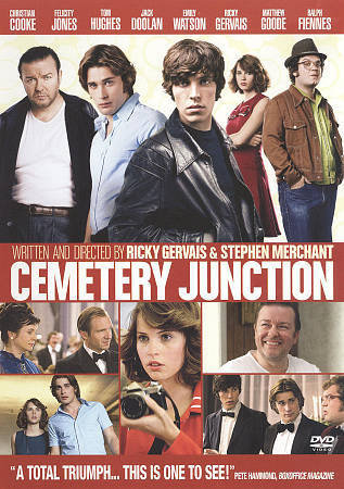 Cemetery Junction (DVD, 2010, Widescreen) Felicity Jones, Ralph Fiennes