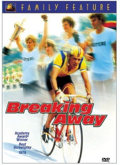 Breaking Away (DVD 2001) RARE and OOP  Dennis Quaid, Dennis Christopher