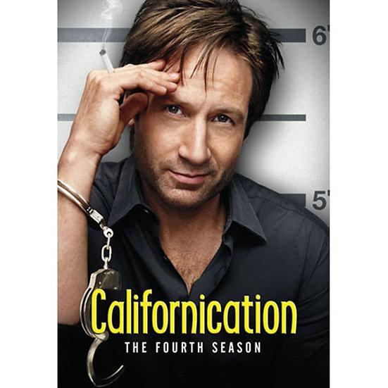 Californication: The Fourth Season (DVD, 2011, 2-Disc Set)