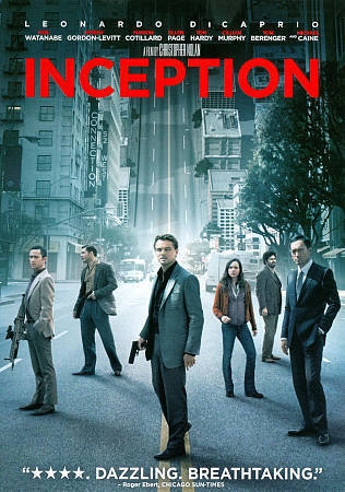 NEW Inception (DVD, 2010 Widescreen