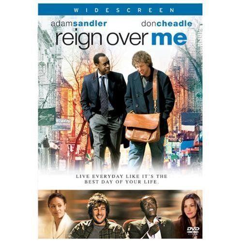 Reign Over Me (DVD, 2007-widescreen) Adam Sandler, Jada Pinkett, Don Che