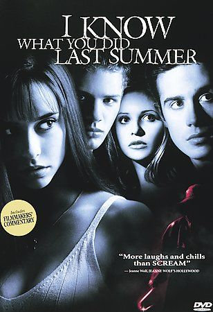 I Know What You Did Last Summer (DVD, 1998, Widescreen & Full Screen