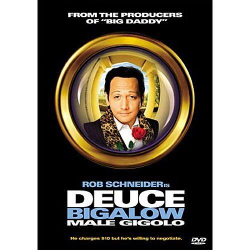 NEW Deuce Bigalow: Male Gigolo (DVD, 2000) Rob Schneider