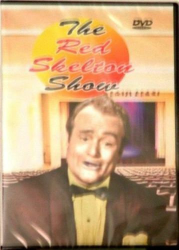 USED-The Red Skelton Show B & W ( (DVD, 2004-DIGVIEW Productions)