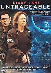 Untraceable (DVD, 2008) Diane Lane, Billy Burke, Colin Hank