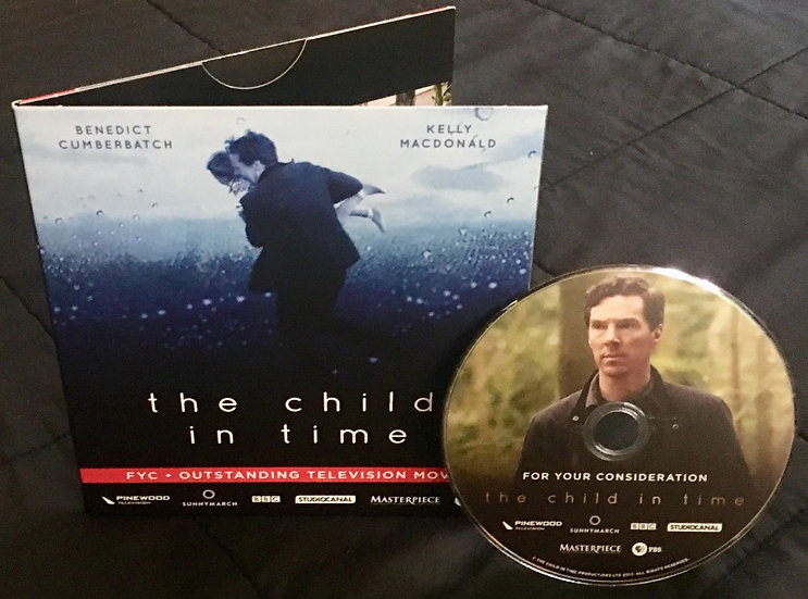 2 FYC t2018 he child in time and Little Women DVD