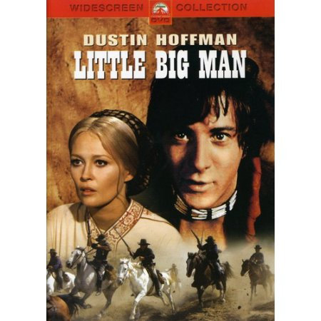 Little Big Man-1970 (DVD 2003 REGION 1) Widescreen Collection  Dustin Ho