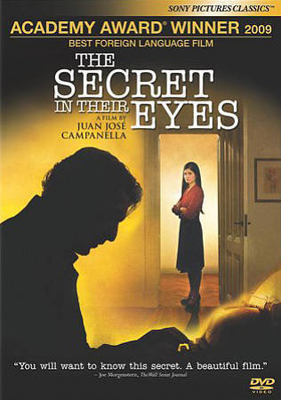 The Secret in Their Eyes (DVD 2010)  Language: Spanish and French  Subtitles: En
