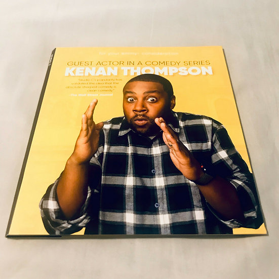 FYC 2019 Kenan Thompson DVD Netflix EMMY For Your Consideration