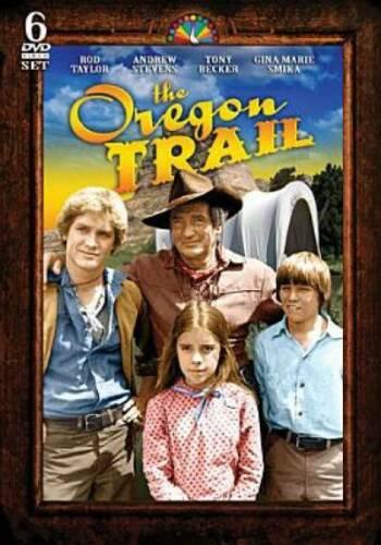 The Oregon Trail (DVD, 2010, 6-Disc Set)