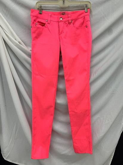 TRIPP NYC size 3 Daang Goodman Neon Pink Pants