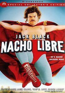 NACHO LIBRE (DVD Widescreen) Special Collector's Edition Jack Black