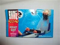 NEW Shaq Pocket Shot Set 1993