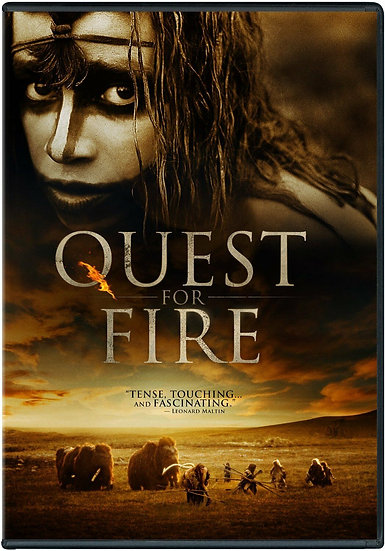 NEW Quest For Fire DVD New Everett McGill Ron Perlman Nicholas Kadi Rae Dawn Cho