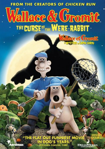 Wallace and Gromit: Curse of the Were-Rabbit (DVD, 2006)