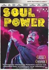 Soul Power (2010) Spinners, B.B. King, James Brown, Celia Cruz