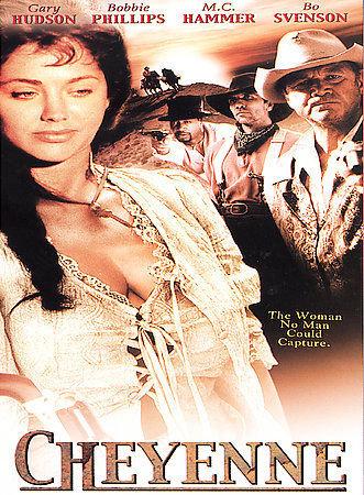 USED-Cheyenne (DVD, 2003) RARE OOP Gary FHudson/Bobbie Phillips/M.C. Hammer/Bo S