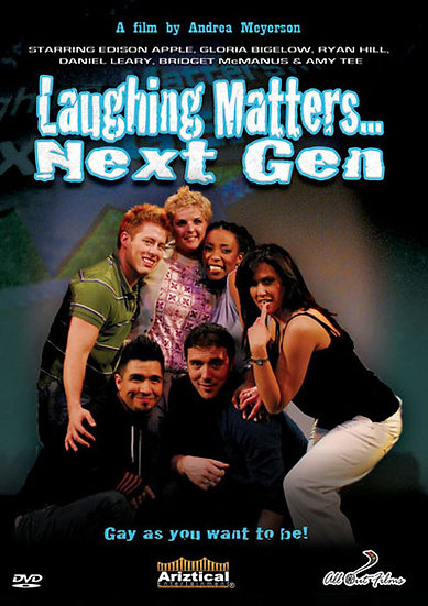 Laughing Matters the Next Generation (DVD 2007) Edison Apple, Gloria Big