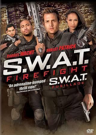 S.W.A.T.: Firefight DVD 2011 Gabriel Macht, Kristanna Loken, Robert Pa