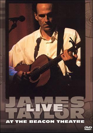 JAMES TAYLOR - Live at the Beacon Theatre DVD ( 1998)